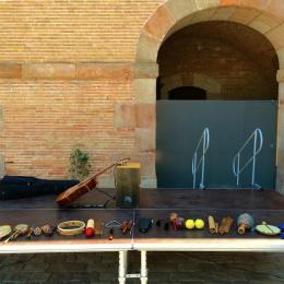 Actuació al castell de Montjuïc de BCN