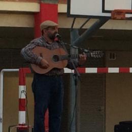 Actuació a l'escola St Pere Nolasc de Barcelona