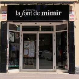 Actuació a la llibreria LA FONT DE MIMIR