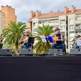 Actuació a Girona
