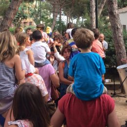 Actuació a la Festa Major de Vilassar de Mar