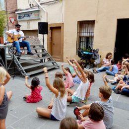 Actuació a Mataró