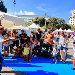 Actuació a les Festes de la Mercè de Barcelona