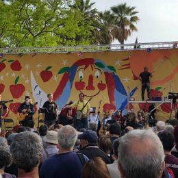 Amb els Cinc Dits d'Una Mà homenatge als 50 anys del Grup de Folk