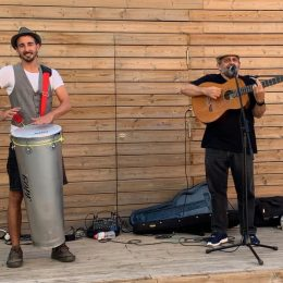 Actuació a sant Feliu de Llobregat