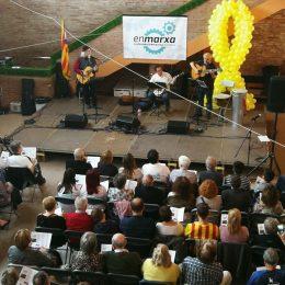 Actuació amb els CINC DITS D'UNA MÀ a Pineda de Mar